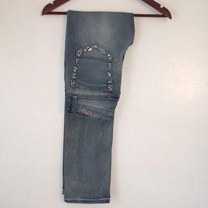 Junior girls BKE jeans